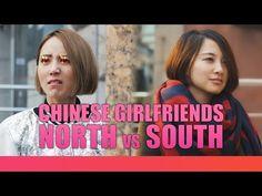 Watch: Northern VS southern Chinese girlfriends: Shanghaiist
