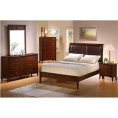 Tamara California King Bedroom Set By Coaster Furniture