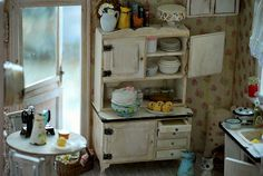 Nana's Kitchen Miniature