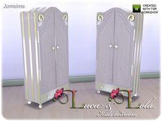 jomsims' Decorative dresser luca & lola