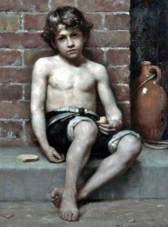 Resultado de imagen de Thomas Benjamin Kennington (1856 - 1916, Inglés)