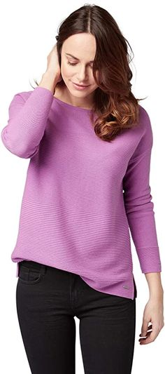 Sehr schön!  Bekleidung, Damen, Sweatshirts & Kapuzenpullover, Sweatshirts Toms, Jumper, Damen Sweatshirts, Tom Tailor, Sweaters, Blouses, Fashion, Sweater Cardigan, Hoodie