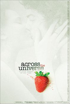 Across the Universe, from Beatles's songs.. A real masterpiece! Love it #beatles #movie #song #acrosstheuniverse