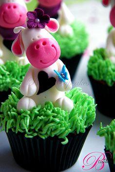 cow is too cute