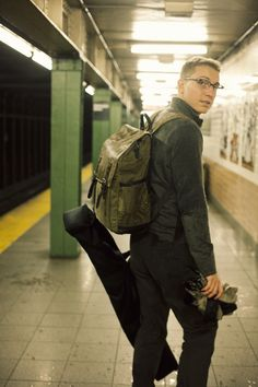 My husband would look hot in one of these. Camera Bags, Husband, Hot