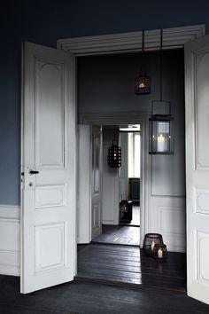 from Broste Copenhagen Autumn/Winter 2014 Grand Entryway, Interior Architecture, Interior Design, Broste Copenhagen, Barbie Dream House, Wall Wallpaper, My Dream Home, Interior Inspiration, Sweet Home