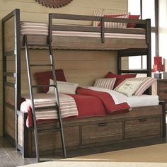Inspirational Cargo Bunk Beds