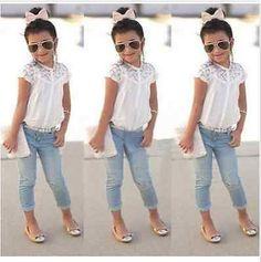Compra white top outfit y disfruta del envío gratuito en AliExpress.com.  Cheap clothes ... daed39f7e799