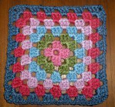 Da's Crochet Connection: January 2013