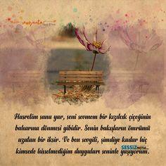 Hasretim sana yar, seni sevmem bir kızılcık çiçeğinin baharına dönmesi gibidir. Senin bakışların ömrümü uzatan bir iksir. Ve ben sevgili, şimdiye kadar hiç kimsede hissetmediğim duygular Hasret  Sözleri  #sevmek #sevilmek #imtihan #kibir #Yapayalnız #Umutsözleri #sözler #anlamlısözler #güzelsözler #manalısözler #özlüsözler #alıntı #alıntılar #alıntıdır #alıntısözler #şiir #edebiyat #sessiznota #gitme #cesur #yüreğim #yaralı #gitme Karma, Movie Posters, Painting, Note, Film Poster, Painting Art, Paintings, Painted Canvas, Billboard