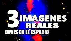 3 MEGA OVNIS REALES CAPTADOS EN EL ESPACIO