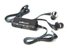 Polk Audio ULTRA FOCUS 6000 - Best Noise Canceling In-ear Headphones 2016