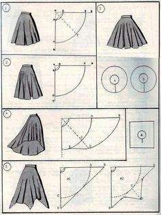 Skirt designs                                                                                                                                                      More