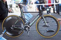 Jetse Bol s Bianchi Crono 263afde37