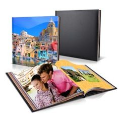 Free custom photo book, just pay shipping!