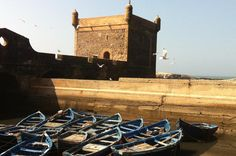 """Essaouira Day Trip from Marrakech Visit the beach and famous port of Essaouira on a day trip from Marrakech. You'll take a guided tour of the port and have the opportunity to discover the marvelous Argan oil when you visit a Women's Co-operative manufacturing this famous product. Formerly known by its old Portuguese name """"Mogador"""", Essaouira is a citadel with a prestigious past. It has been occupied since prehistoric times and was famous for its Tyrian factory which su..."""