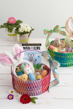 Hop over to Cost Plus World Market and fill your baskets with unique Easter decor, candy, toys, affordable gifts and so much more! Buy online, pick up FREE in store! #WorldMarket #Easter