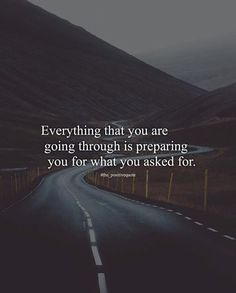 Everything that you are going through..