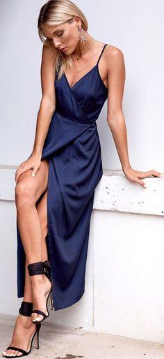 Silk Prom Dress Satin Beautiful #silk #prom #dress