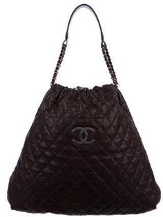 019b9f27434c Chanel Large Elastic CC Shopping Tote