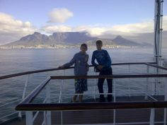 MSC CRUISE, onboard MSC Sinfonia. Cape Town to Mosselbay cruise. March 2014