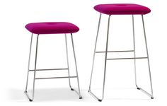 Dundra bar stool by Stefan Borselius for Bla Station