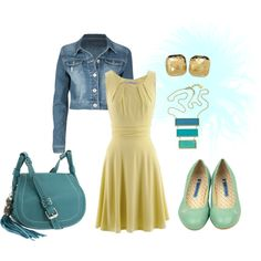 Easy Breezey, created by christinamarie31 on Polyvore