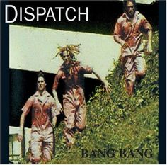 Dispatch - An amazing indie band that made it all the way to Madison Square Gardens without being backed by a record label.  If you don't know them, you are missing out.