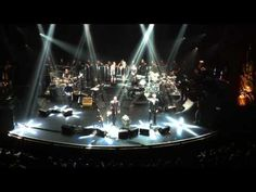 """Sting and son Joe Sumner sing together at Sting's 60th Birthday Concert """"Why Should I Cry For You"""", learn more about this special concert at http://stingfield.com/blog/2011/10/02/happy-birthday-sting-beacon-theatre-new-york-october-1-2011/"""
