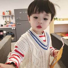 Cute Asian Babies, Korean Babies, Asian Kids, Cute Babies, Cute Baby Boy, Cute Little Baby, Little Babies, Cute Boys, Kids Boys