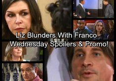 General Hospital Spoilers: Wednesday, January 3 – Finn Tells Anna A Secret – Franco Rejects Liz's Pick – Ned's Shocking Decision | Celeb Dirty Laundry