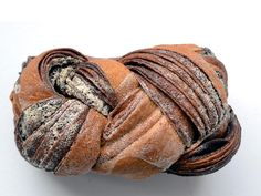 Zuckers Bakery/Is This the Most Beautiful Babka in New York? Breakfast Pastries, Bread And Pastries, Breads Bakery, Chocolate Babka, Espresso Drinks, Lower East Side, Bakery Cafe, Serious Eats, Loose Leaf Tea