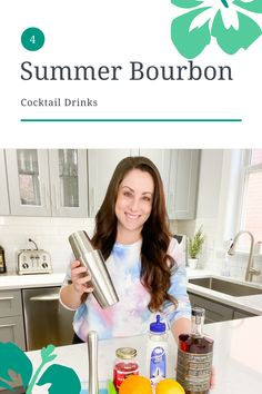 Youll be making these every weekend!   #bourbon #bourboncocktails #summercocktails #refreshingcocktails #summerdrinks