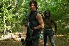 'Walking Dead' star: 'I don't like confrontation'; NY Post