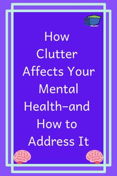 Life Advice, Good Advice, Declutter, Organize, Attention Disorder, Mental Help, Health Anxiety, Psychiatry, Emotional Intelligence