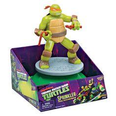 Teenage Mutant Ninja Turtles Toys for Preschoolers Sprinkler