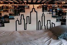 Adorable 50 Cute DIY Dorm Room Decorating Ideas on A Budget  #decorating #DIY #Dorm #ideas #room