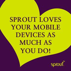 Sprout loves your mobile devices as much as you do! Looking for a phone case or tablet case that's fashionable and fun, practical and protective or sophisticated and stylish? #sprout #sproutaus #phone #case #smartphone #phonecase #cover #tablet #ipad #instago #all_shots #follow #webstagram #colorful #style #swag