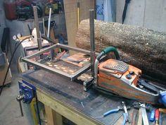 Chain Saw Mill