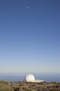 Observatorio astrofísico del Teide. Tenerife