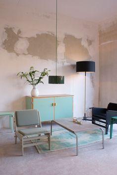 Dutch design #Wohnzimmer