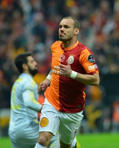 Dr.Wesley Sneijder Galatasaray:1 - Fenerbahçe:0