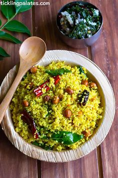 Millet tamarind rice with stepwise photos. A no onion, no garlic recipe made as prasad, to pack in lunch box or simply to be eaten for lunch.