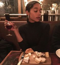 Read Laura Harrier [AA] from the story POC Face Claims by beylibra (Salope) with reads. Five Jeans, Looks Style, Black Girl Magic, Pretty People, Night Out, Beauty, Instagram, Italian Girls, Italian Style