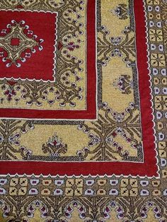 Counted Cross Stitch Patterns, Cross Stitch Embroidery, Textile Art, Bohemian Rug, Textiles, Tapestry, Rugs, Punto De Cruz, Hanging Tapestry