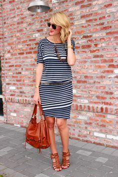 Belle de Couture: T-Dress