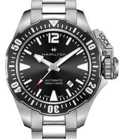 Hamilton Khaki Navy Frogman Watch