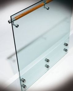 The Optik Boss railing system is the ultra-minimalist alternative to traditional glass shoe rail. Handrail brackets match the discreet stainless steel mounting hardware for a fully coordinated design. Materials: High quality stainless steel either AISI... Read more