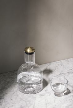 Water bottle Carafe, designed by Norm Architects for MENU