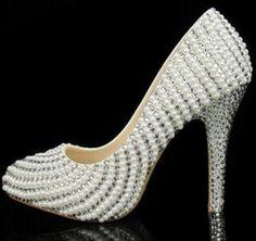 Customização de sapatos para Noivas